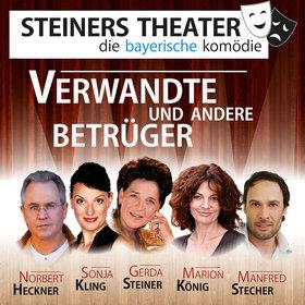 Bild: Steiners Theater - die bayerische Komödie