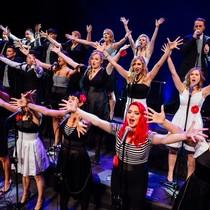 Bild: Hartmuth und die Hitmaschine - Internationale A-cappella-Woche Hannover