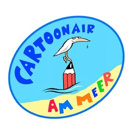 Image: CARTOONAIR am Meer