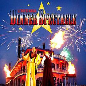 Image: Dinner Spectacle - Gaumenfreuden, Show und Musik