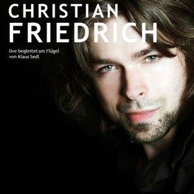 Bild Veranstaltung: Christian Friedrich