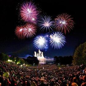 Image Event: Feuerblumen und Klassik Open Air im Britzer Garten