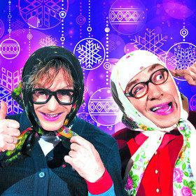 Image: Novyje Russkije Babki - Comedy Abend in russischer Sprache