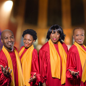 Image Event: Donna Brown & the Golden Gospel Pearls