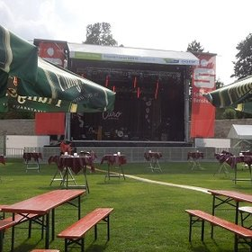 Image: REX Open Air am Kloster Lorsch