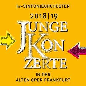 Bild Veranstaltung: Junge Konzerte des hr-Sinfonieorchesters