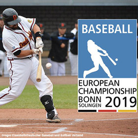 Image Event: Baseball Europameisterschaft