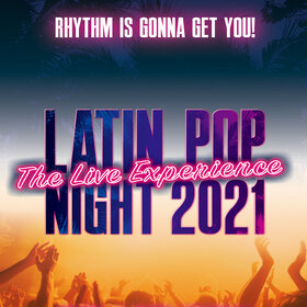 Image: Latin Pop Night