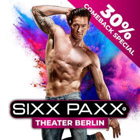 Image Event: SIXX PAXX - Theater Berlin