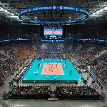 Bild Veranstaltung Volleyball DVV-Pokalfinale 2018