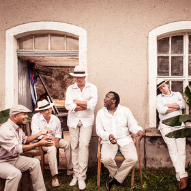 Image: Klazz Brothers & Cuba Percussion