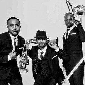 Image: Hypnotic Brass Ensemble