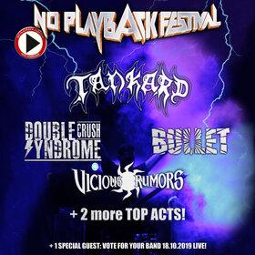 Image: No Playback Festival