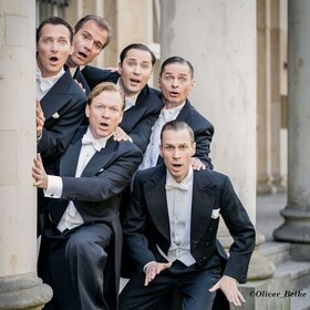 Image Event: Berlin Comedian Harmonists