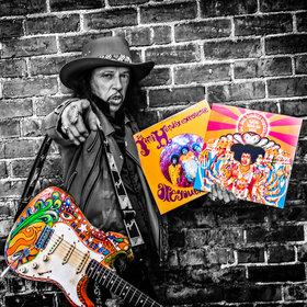 Bild: RANDY HANSEN - Hendrix By Hansen
