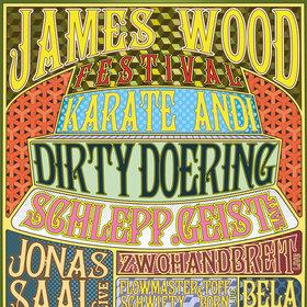 Bild Veranstaltung: James Wood Festival