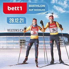 Image Event: bett1 Biathlon WTC auf Schalke