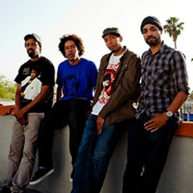Bild: The Pharcyde