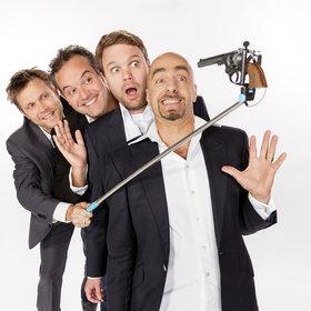 """Image: WDR 2 """"Lachen Live - die ganze Wahrheit"""""""