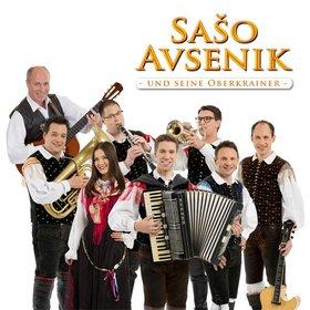Bild Veranstaltung: Saso Avsenik und seine Oberkrainer