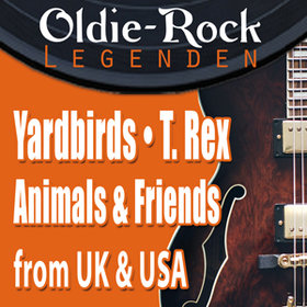 Image: Yardbirds & Animals and Friends & T. Rex