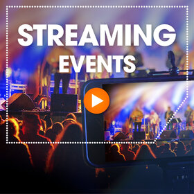 Image: Streaming-Events