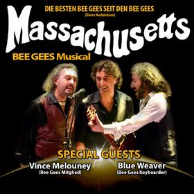 Image Event: MASSACHUSETTS - Das BEE GEES Musical