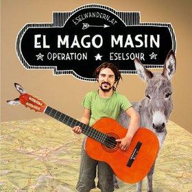 Bild Veranstaltung: el mago masin