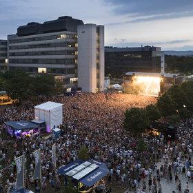 Image Event: Campus Festival Bielefeld
