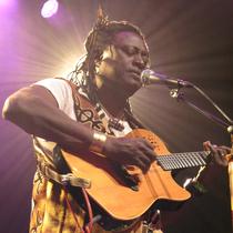 Bild: Habib Koité - Konzert