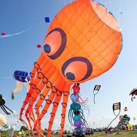Bild Veranstaltung: Zirkus-und Drachenfest