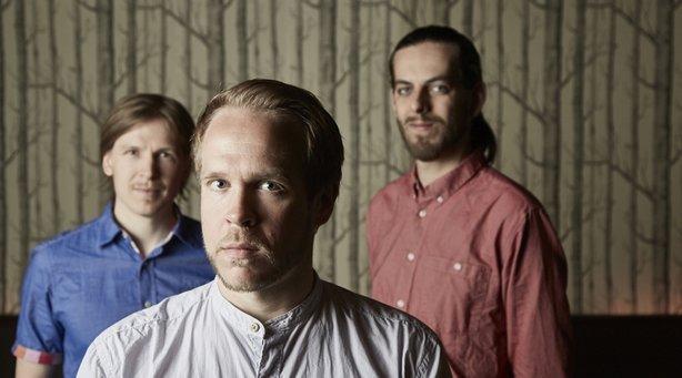 Bild: Emil Brandqvist Trio - Emil Brandqvist Trio