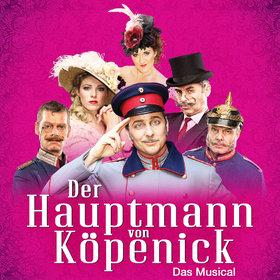 Bild Veranstaltung: Der Hauptmann von Köpenick - Das Musical