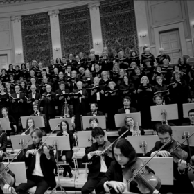 Bild: 50 Jahre Berner Bach Chor