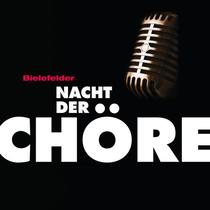 Bielefelder Nacht der Chöre - Mit: KlangArt, Werthers Echte, Pinduc und Christophorus-Jugendkammerchor Versmold