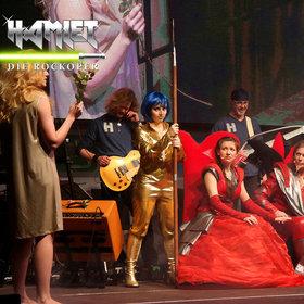 Bild Veranstaltung: HAMLET - Die Rockoper