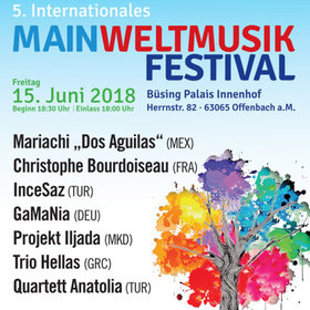 Bild Veranstaltung: MainWeltmusik Festival