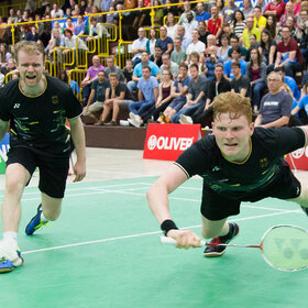 Image Event: Badminton-Länderspiel
