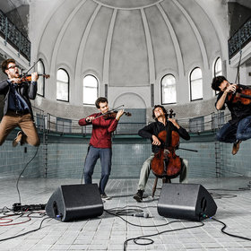 Image Event: vision string quartet