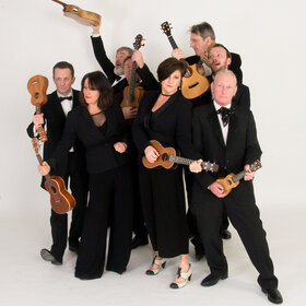 Image Event: The Ukulele Orchestra of Great Britain