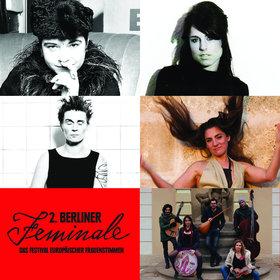 Image Event: 2. Berliner Feminale