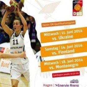 Image: DBB - Basketball-Länderspiel Damen