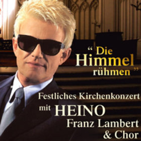 "Image: Heino, Franz Lambert & Chor ""Die Himmel rühmen II"""