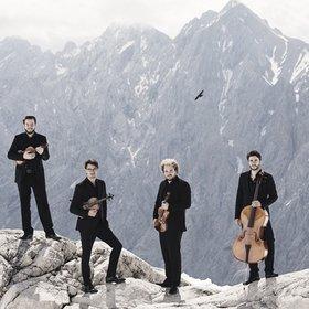 Bild Veranstaltung: Goldmund Quartett