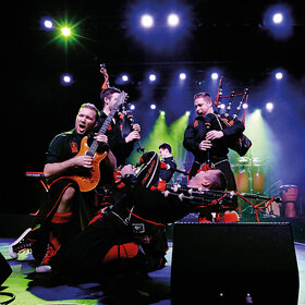 Image: Red Hot Chilli Pipers
