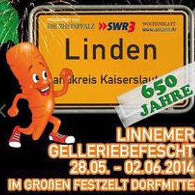 Image: Linnemer Gelleriebefescht zur 650 Jahr Feier