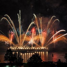 Image Event: Der Rhein in Flammen - Feuerwerk am Rhein