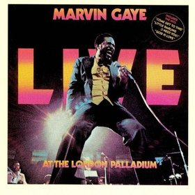 Image Event: The London Palladium Marvin Gaye Show