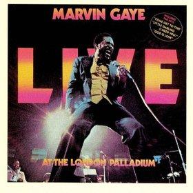 Image: The London Palladium Marvin Gaye Show