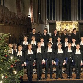 Image: Weihnachtskonzert mit dem Knabenchor St. Petersburg
